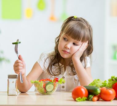 בעיות אכילה אצל ילדים