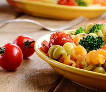 תפריט מומלץ לעליה במשקל