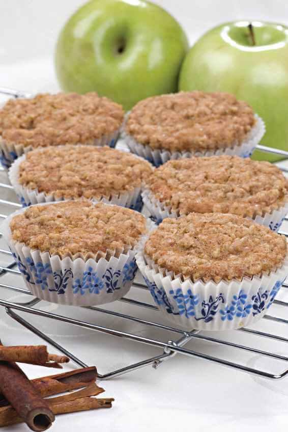 מאפין תפוח - מתכונים בריאים וטעימים מבית אבוט