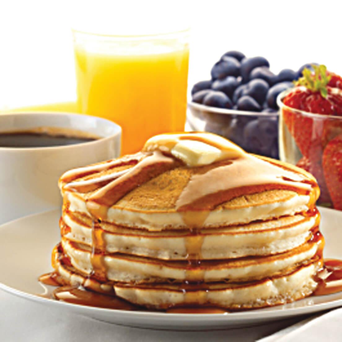חביתיות (פנקייק) לארוחת בוקר