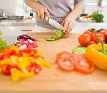 איש חותך ירקות